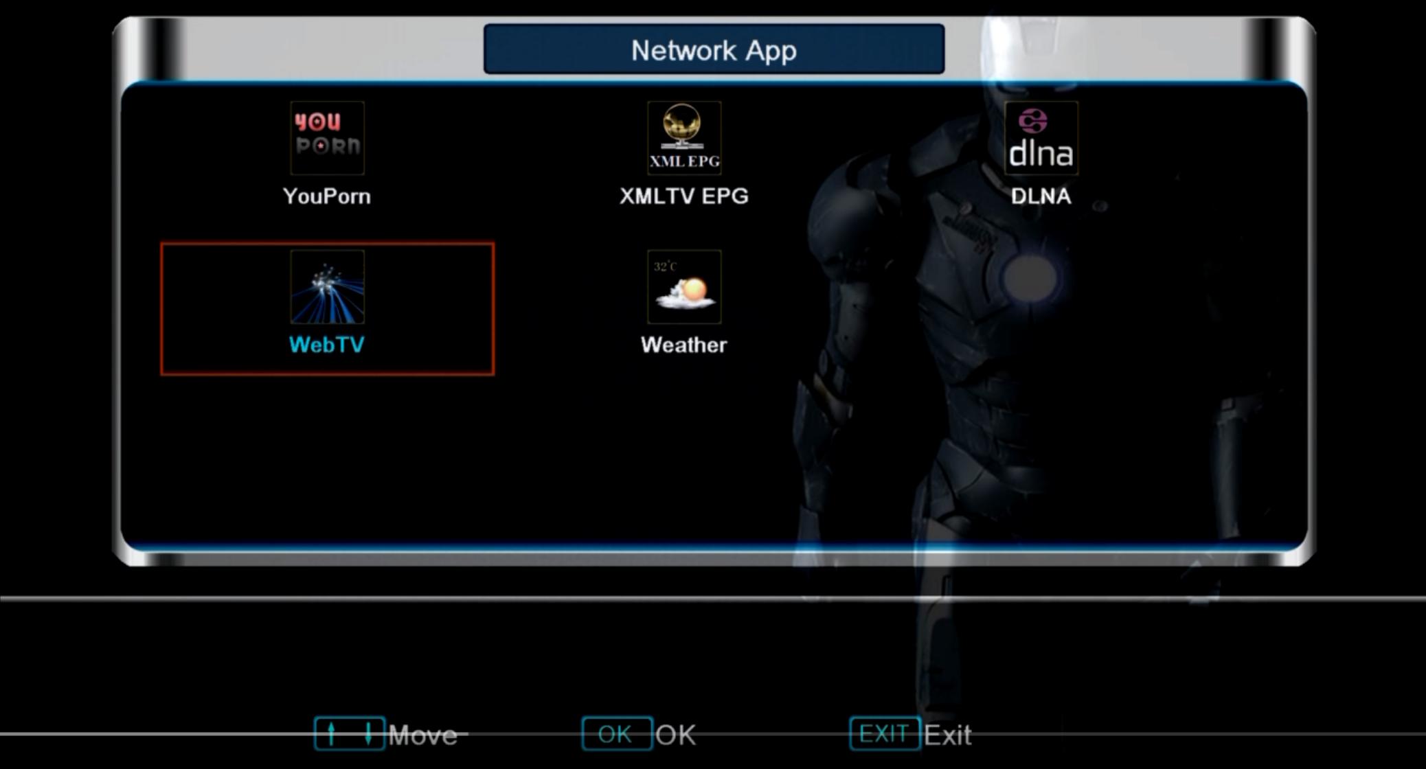 Set up IPTV channel on Openbox V8S - IPTV Subscription