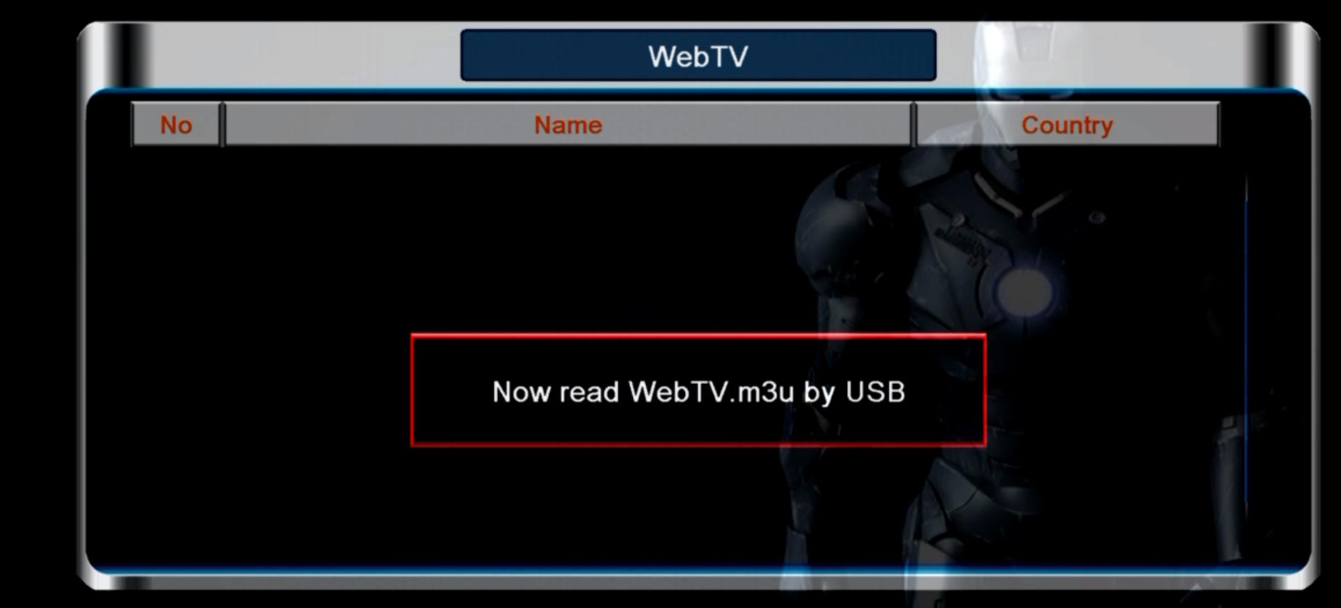 openbox-IPTV